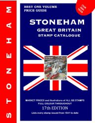 Stoneham Catalogue 17th Edition (2017) including postage to UK addresses